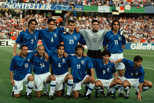 1998 World Cup: Italy vs. Cameroon